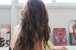 piekne włosy