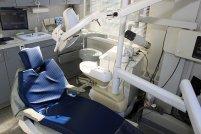 w gabinecie dentystycznym